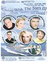 "2002 -- promotional poster for the ""Cruise With The Stars"" cruise, which featured the Trio Bel Canto"
